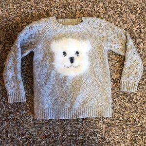Bear sweater